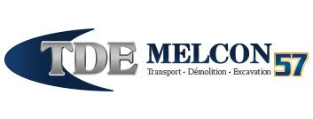 Logo de Transport Démolition et Excavation Melcon 57